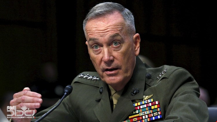 Chairman of the Joint Chiefs of Staff - We have started a new battle in Mosul and these are our enemies