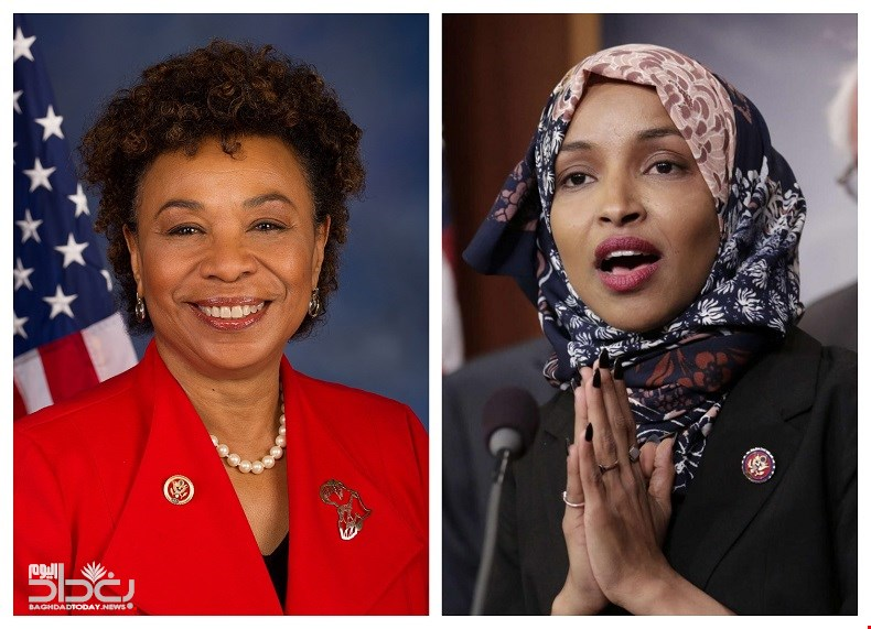 Two female members of Congress introduce a bill to withdraw US forces from the Middle East