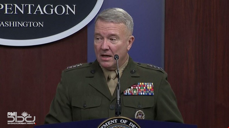 The supreme commander of the American forces reveals the secret of his recent visit to Iraq and confirms - The situation is dangerous