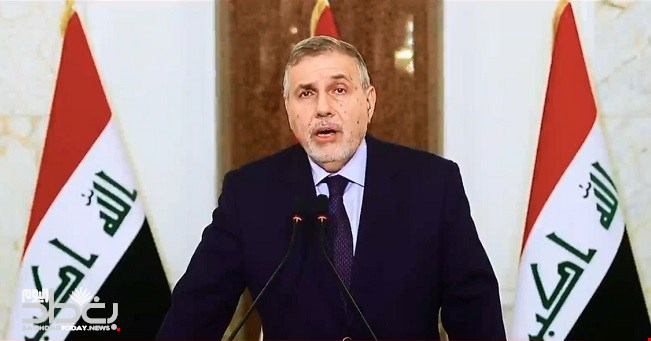 Muhammad Allawi singing - We are close to achieving a historic achievement through an independent ministerial cabinet of competent and impartial