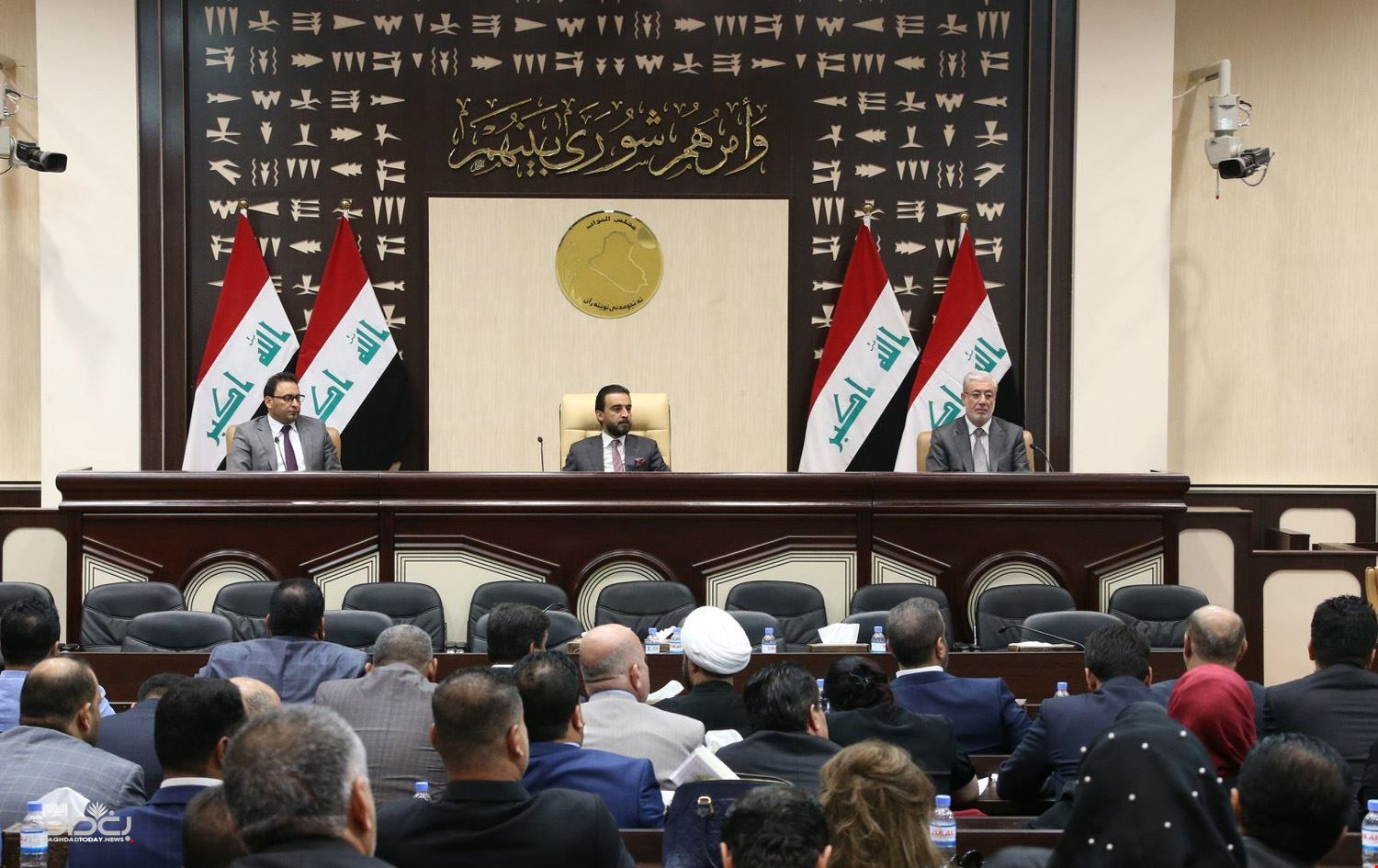The revelation of a new Shiite bloc to form the largest bloc and choose the prime minister