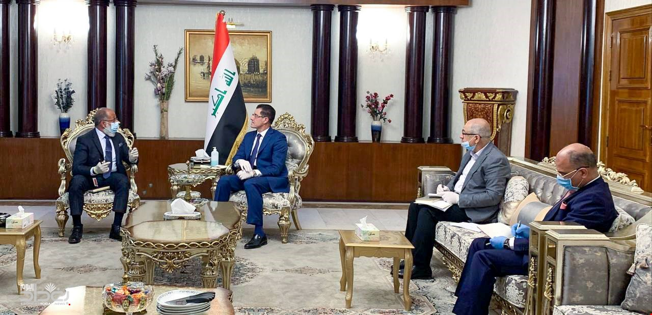 The World Bank announces its readiness to support Iraq and restructure the loans granted to it