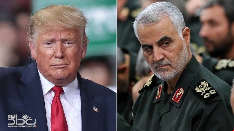 INTERPOL responds to Irans request to arrest Trump over the assassination of Soleimani
