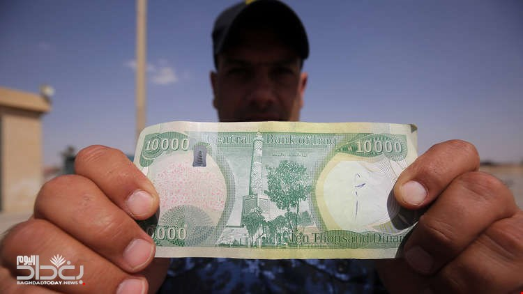 The collapse of the lira in Syria and Lebanon .. Deputy: The Iraqi dinar will be safe, provided that 3 commitments are fulfilled 151217