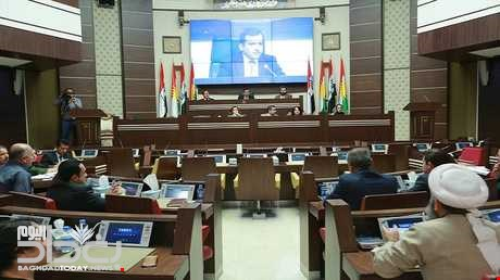The Parliament of Kurdistan held more than two years after the break