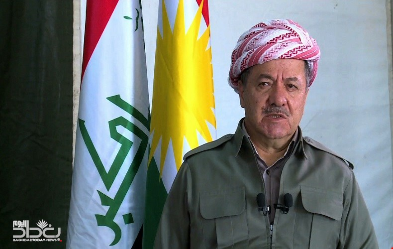 Barzani gives the Iraqi government 3 days to view the alternative referendum