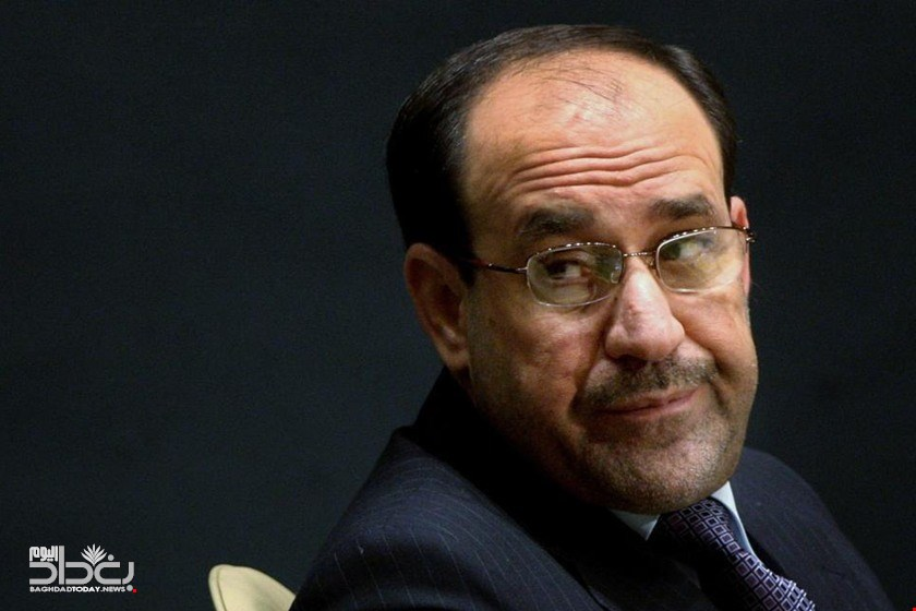 Newspaper - Maliki made a proposal to infallible to dissolve the government of Abadi