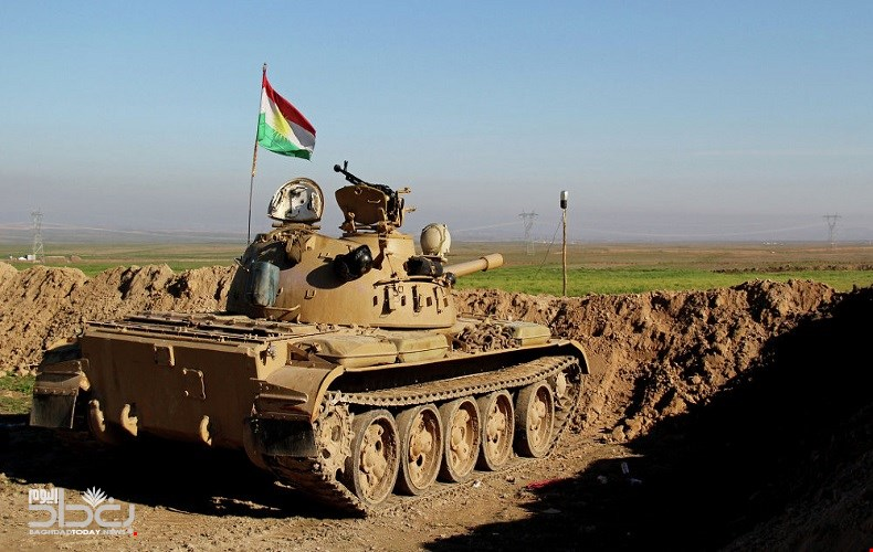 Peshmerga - Baghdad did not give us 48 hours to get out of Kirkuk