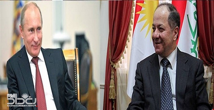 Newspaper - For these reasons Barzani went to Russia and left his American ally