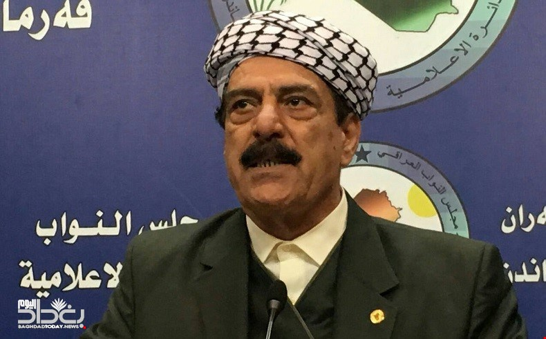 Decision of the Parliament: Article 140 expired - Iraq is free of disputed areas except from this region