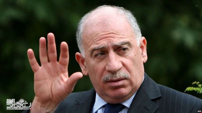 Nujaifi asked in Washington to arm the Sunnis and send US troops and reinforce his electoral fortunes