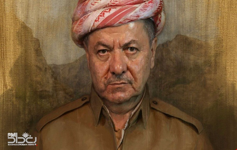 Massoud Barzani sends a message to the public in response to the decision of the Federal Court