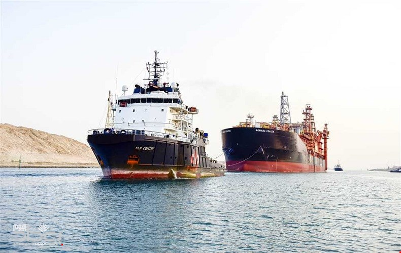 Transport - Two giant ships will arrive in Iraq within two weeks to strengthen the fleet