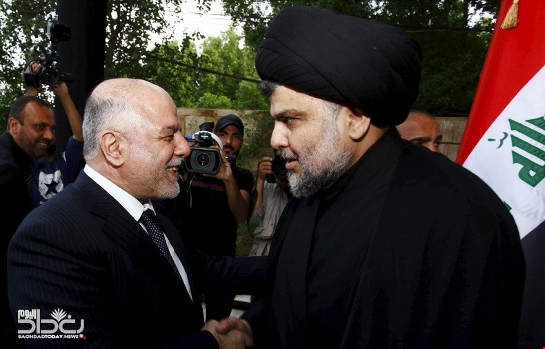 Sky News - Abadi first and then Sadr - Amiri and Maliki fourth in the Iraqi elections