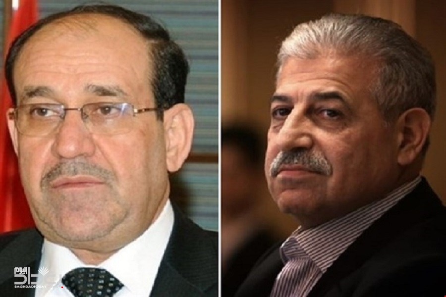Nujaifi - Maliki tumor malicious started with the start of dialogue to form a new government