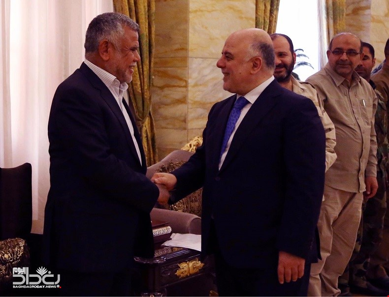 Newspaper - Amiri seeks to prevent the accession of Abadi to the mass of the Prime Minister