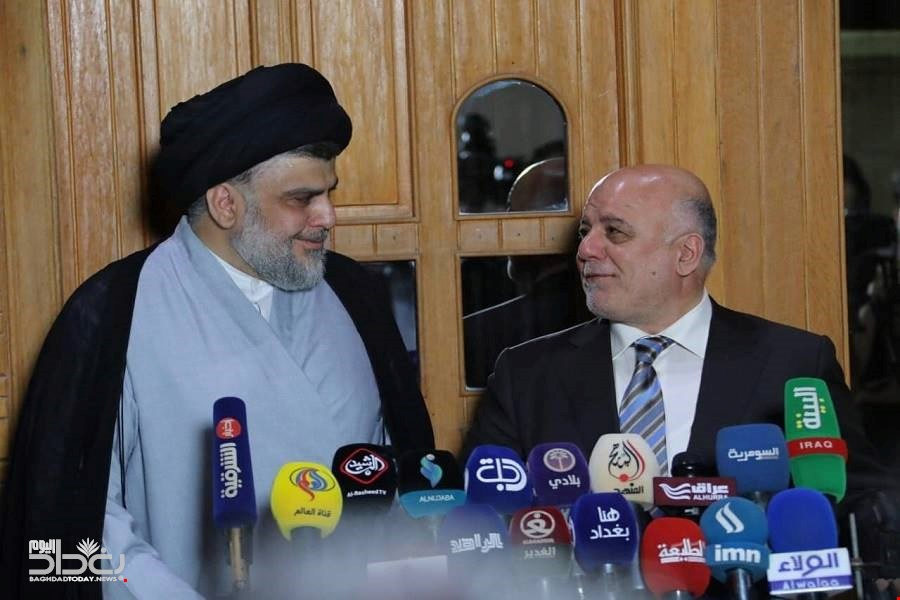 Nasr - Abadi managed political files calmly and soft .. His second mandate is subject to this
