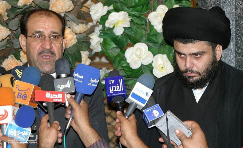 Source - Maliki is currently without immunity and Iran is afraid of movement from Sadr to sue him