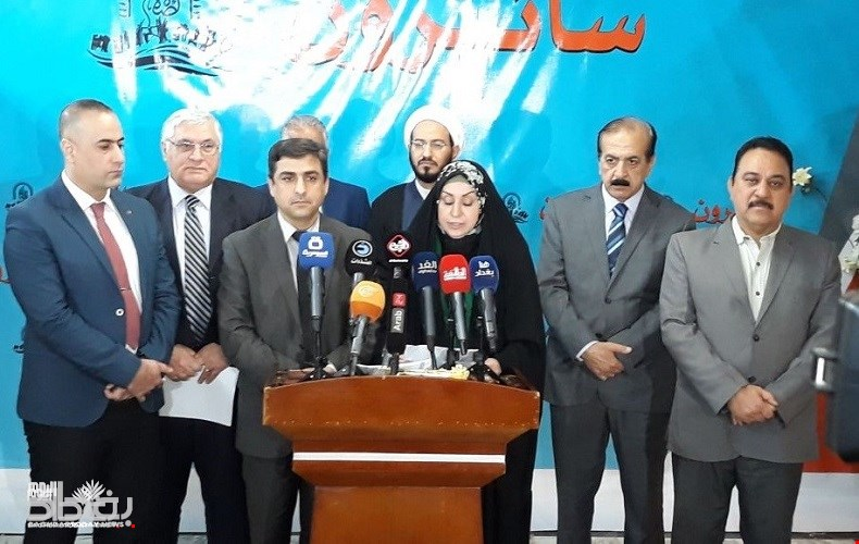 We will not be outside the game and we will form the largest bloc without Malikis coalition