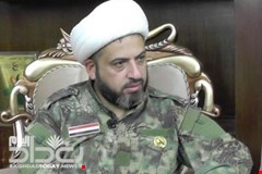 Iraqi Security forces Arrest a prominent paramilitary commander Aus El Khafaji