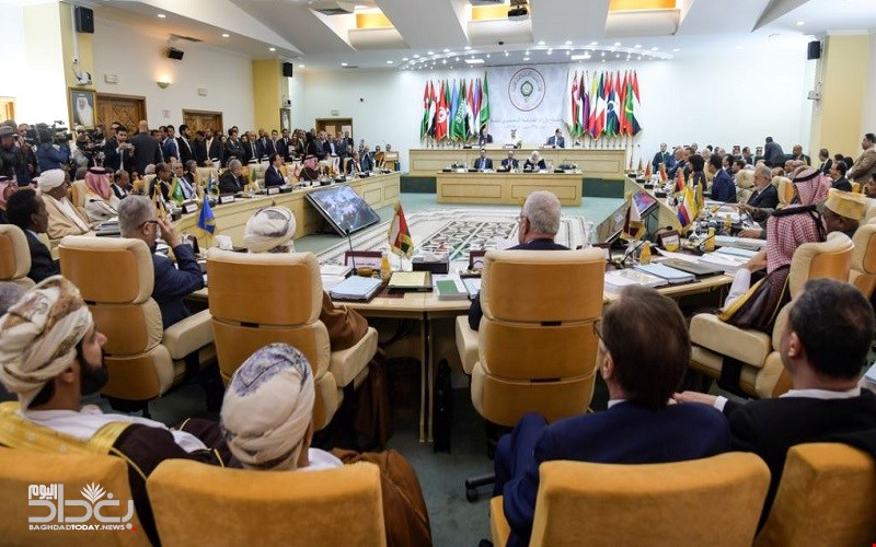 Saleh calls for Arab economic integration based on an integrated banking system 80719