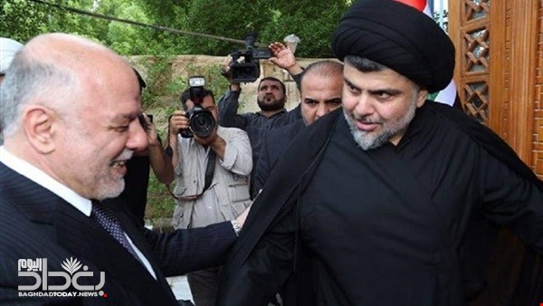 Shabandar talks about an agreement between Sadr and Abadi to restore the latter to head the government