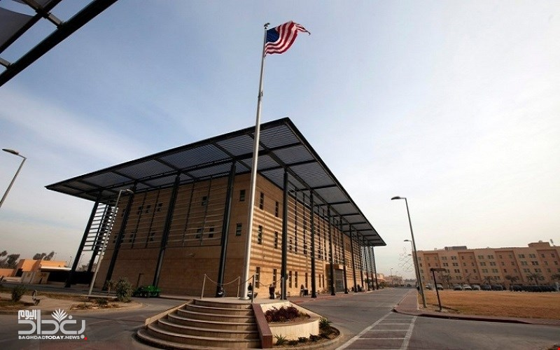 Warning against targeting the US embassy in Baghdad - its consequences would be catastrophic